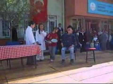 23 nisan etkinliği Kasımlı İlköğretim Okulu Alaplı Zonguldak