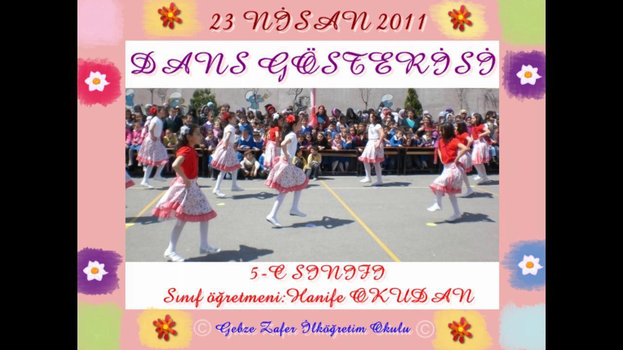 5-C Sınıfı 23 Nisan Dans Gösterisi