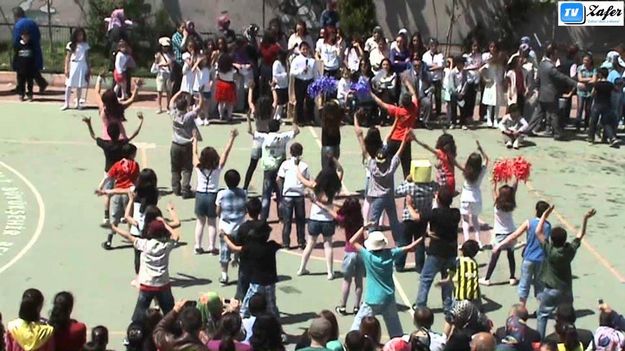 5.Sınıflar 23 Nisan Gösterisi