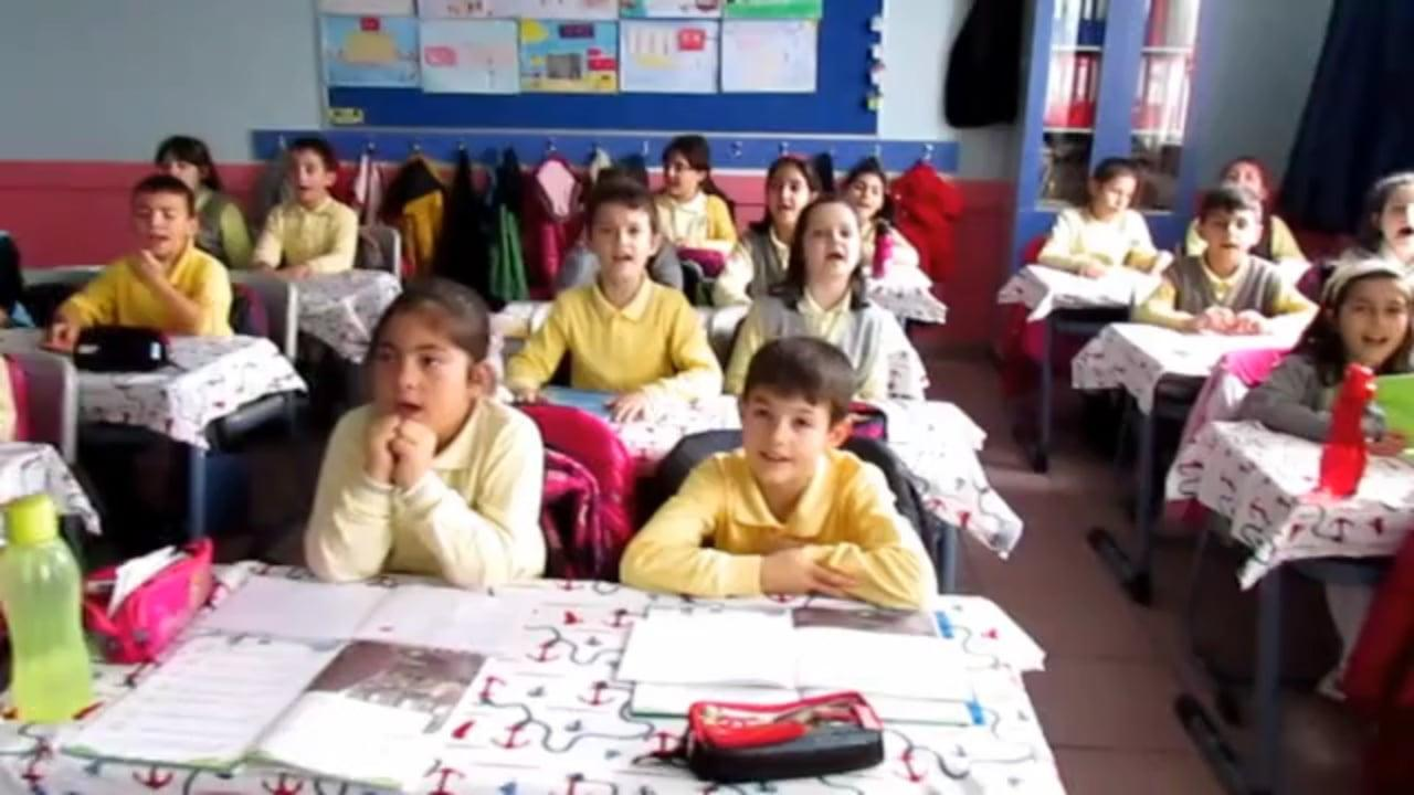 3-G Sınıfından Cumhuriyet Şarkıları