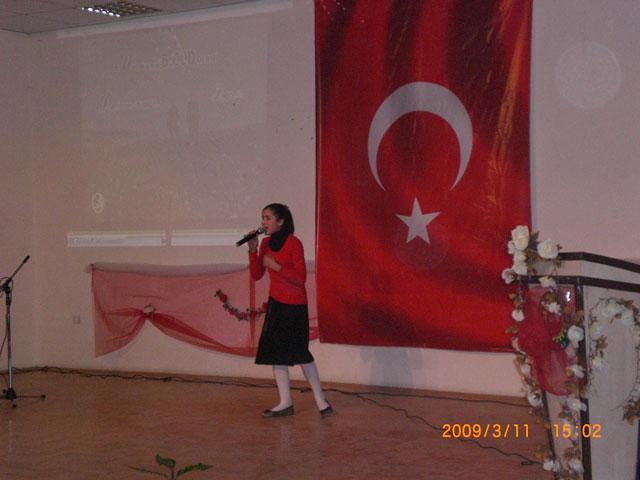 KASIMLI İLKOKULU  (2003-2008)