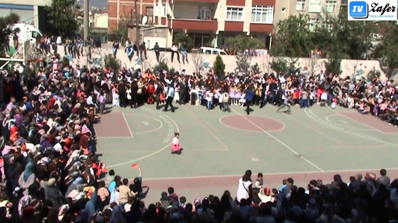 1-23 Nisan 2013-Gebze Zafer İlkokulu-Açılış