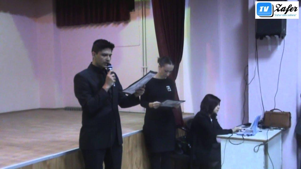 Atatürk'ü Anma Töreni-2/C Şiir