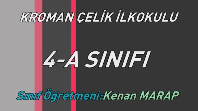 4-A SINIFI MEZUNİYET KLİBİ