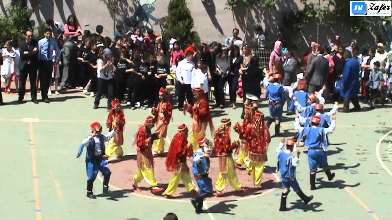 5-A Sınıfı 23 Nisan Gösterisi
