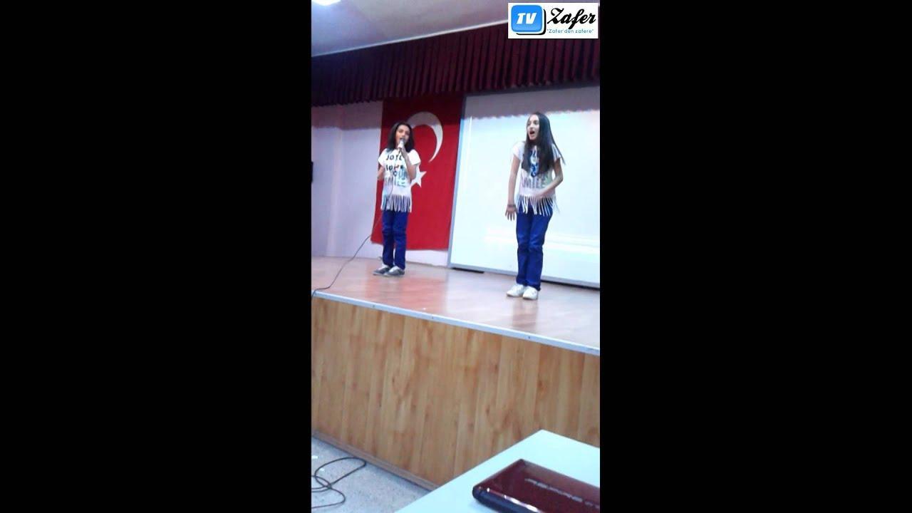 İNGİLİZCE ŞARKI YARIŞMASI-3