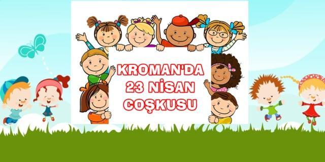 23 Nisan Ulusal Egemenlik ve Çocuk Bayramı Kutlama Programı