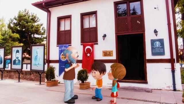 Ali ve Ayse ile İstiklal Marşı