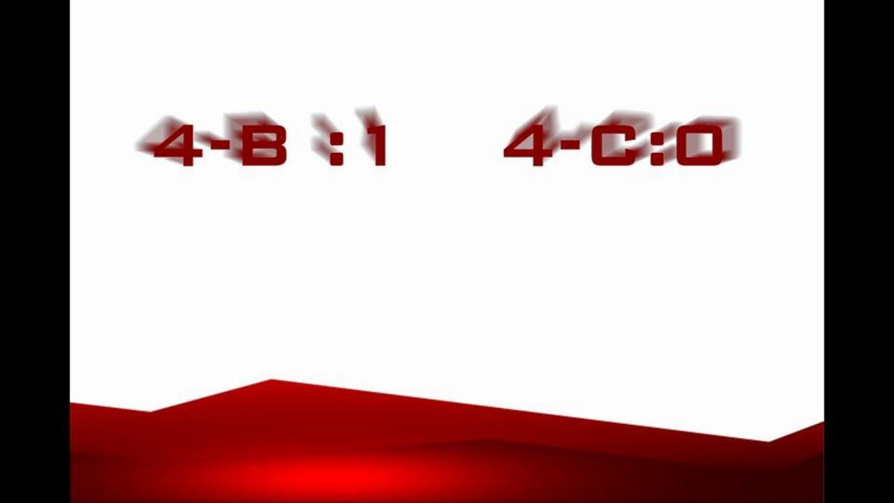 4-B 4-C Maçı